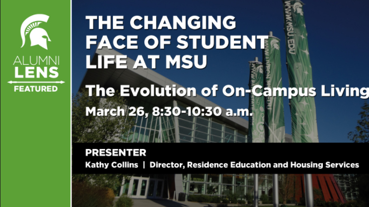 livestream cover image for The Evolution of On-Campus Living