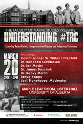 Understanding #TRC: Exploring Reconciliation, Intergenerational Trauma, and Indigenous Resistance