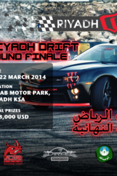 Riyadh Drift Round Finale