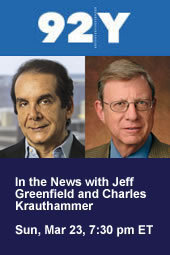 In the News with Jeff Greenfield and Charles Krauthammer