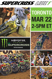 Toronto 3/22/14 :: Supercross LIVE!