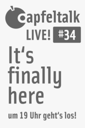 Apfeltalk LIVE! #34 - It's finally here - Unboxing Mac Pro