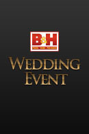 Wedding Event of the Season: B&H Live