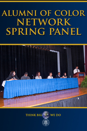 Alumni of Color Network Spring Panel