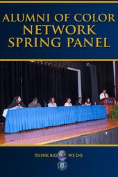 Alumni of Color Network Spring Panel
