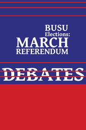 BUSU Elections: March Referendum Debate #2