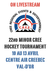 C.R.E.E. - 22nd MINOR TOURNAMENT