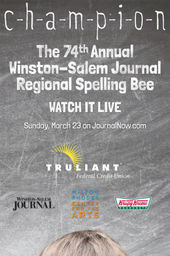 74th Regional Spelling Bee