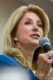 Wendy Davis: Equal Pay