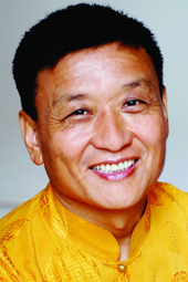 Apr. 9, 2014 - Tenzin Wangyal Rinpoche