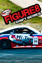Hi-tec Oils Figure 8 Drift Series - Round 1