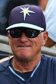 Rays Manager Joe Maddon on Lunchtime Live