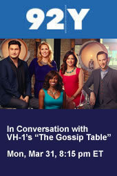 "In Conversation with VH-1's ""The Gossip Table"""