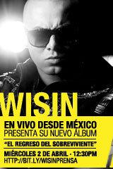 Wisin - Conferencia de Prensa