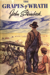 "75th Anniversary of ""The Grapes of Wrath"""
