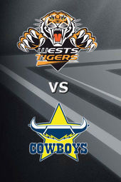 Tigers vs Cowboys