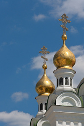 The Ukrainian Churches on the Barricades: The Building Force of the Civil Society