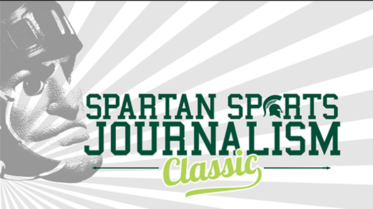 livestream cover image for Spartan Sports Journalism Classic