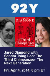 Jared Diamond with Sandra Tsing Loh: The Third Chimpanzee - The Next Generation