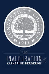 The Inauguration of Katherine Bergeron at Connecticut College
