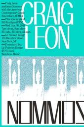 Craig Leon w/ ACME + Lichens