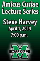 Steve Harvey; Amicus Curiae Lecture Series
