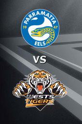 Eels vs Tigers