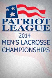 Archive: 2014 #5 Bucknell at #4 Colgate - Men's Lacrosse Quarterfinals