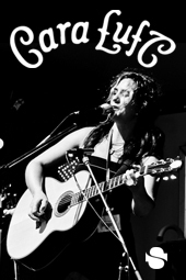 Cara Luft live at Streaming Cafe