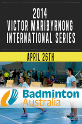 2014 Victor Maribyrnong International Series