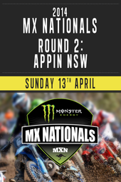 Round 2 - 2014 Monster Energy MX Nationals