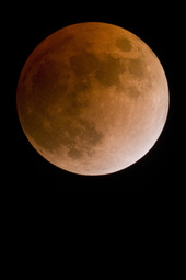 Total Lunar Eclipse April 14-15, 2014