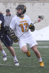 Men's Lacrosse hosts Hope
