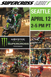 Seattle 4/12/14 - Supercross LIVE!