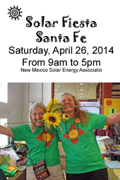 Solar Fiesta Santa Fe 2014