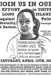 Annual March Against Police Brutality - Long Island