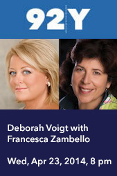 Deborah Voigt with Francesca Zambello