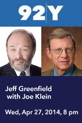 In the News: Jeff Greenfield with Joe Klein