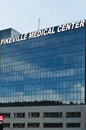 Grand Opening: PMC Clinic and Parking Garage