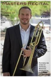 Kyle Schaefer, MM Trombone Recital