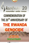 11 April 2014 @ 10:00 (GMT) - Commemoration of the 20th Anniversary of the Rwanda Genocide