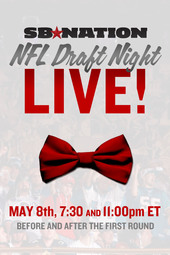 SB Nation NFL Draft Night LIVE