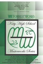 Katy High School Choir - Masterworks Concert