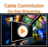 Cable T.V. Commission Monthly Meetings