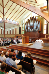 Morning Chapel 2013-14 Sem 2