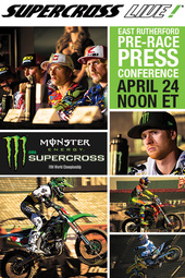 Press Conference - East Rutherford - April 24, 2014