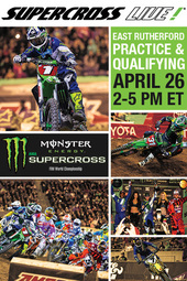 East Rutherford 4/26/14 - Supercross LIVE!