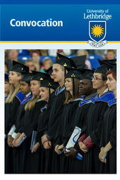 Convocation Spring 2014 - Ceremony III