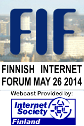 Finnish Internet Forum 2014