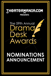 2014 Drama Desk Nominations